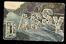 """Dassy"" Name 1909 Postcard - Great"