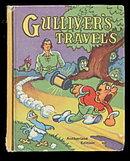 1939 Saalfield 'Gulliver's Travels' Big Little Book