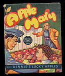 "1939 ""Apple Mary"" Whitman Big Little Book"