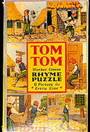 1924 Tom Tom Mother Goose Rhyme Puzzle
