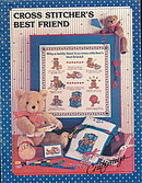 Cross Stitcher's Best Friend Teddy Bears Pattern