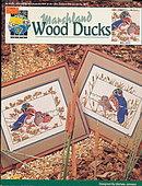 1992 'Marshland Wood Ducks' Cross Stitch Patterns