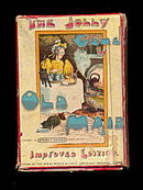Early 1900s Spears 'Jolly Game of Old Maid' Card Game