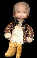 """1975 Mattel BABY BEANS 9"""" Girl Doll"""