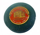 Early 1900s New Haven CT Savings Bank Disc Bank