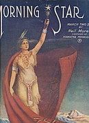 1906 'Morning Star' Indian Maiden Sheet Music