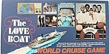 """The Love Boat"" 1980 TV Board Game - Classic!"