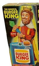 1980 Knickerbocker Magical Burger King Doll in Box