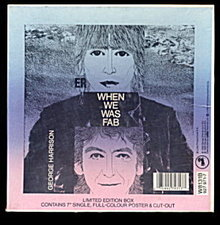 'When We Was Fab' George Harrison LE Sealed