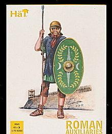 1/72 HAT 8065 Romans Auxillaries Soldiers