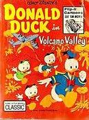 Walt Disney Donald Duck in Volcano Valley Little Book