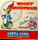Woody Woodpecker Ace in the Hole 8mm Movie in Box