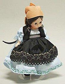 "Madame Alexander ""Romania"" Doll"
