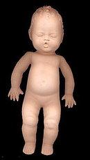 1930s-1940s Sun Rubber 'Dree-Me-Dee' Baby Doll