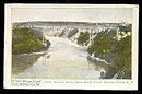 Zeno Chewing Gum Niagara Falls 1906 Postcard