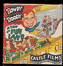 Howdy Doody Trip to Fun Land 16mm Movie in Box