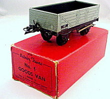 Hornby Trains O Scale Hopper Car in Box