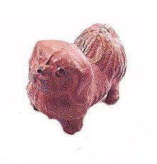 Great 1920s Timpo Lead Pekingese Dog