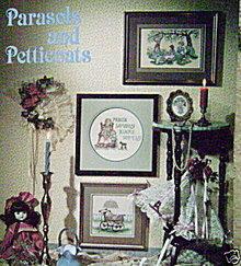 'Parasols and Petticoats' Stoney Creek Cross Stitch