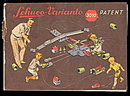 1954 Schuco-Varianto 3010 Racetrack Booklet