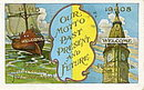 225th Anniversary 1908 Philadelphia PA Postcard