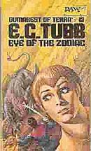 1975 'Eye of the Zodiac' Dumarest of Terra #13