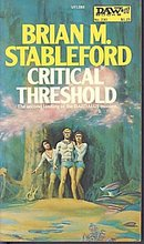 1977 'Critical Threshold' Science Fiction Daws Book