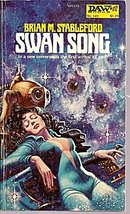 1975 'Swan Song' Brian Stableford Daws Book