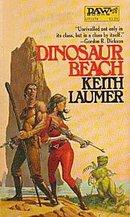 """1972 """"Dinosaur Beach"""" Keith Laumer Book"""