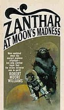 1968 'Zanthar At Moon`s Madness' Robert Williams Book
