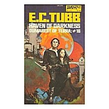 1977 'Haven of Darkness' Dumarest E.C. Tubbs Ace Book