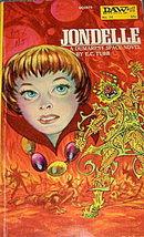 """1973  """"Jondelle"""" E C Tubbs Sci-Fi Book"""