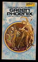 "1972 ""Green Phoenix"" T Swann Sci-Fi Book"