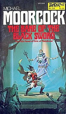 1977 'The Bane of the Black Sword' Sci-Fi Book