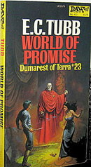 """World of Promise"" Sci Fi E.C. Tubbs Book"