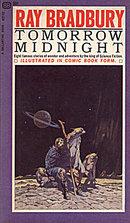 "1966 ""Tomorrow Midnight"" Ray Bradbury Book"