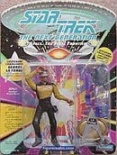 Star Trek (Generations) Commander La Forge MOC