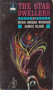 """The Star Dwellers"" James Blish Book"