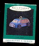 Hallmark Keepsake 1996  'On the Road' Truck Ornament