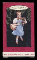 Hallmark Keepsake 1994 'Dorothy & Toto' Ornament