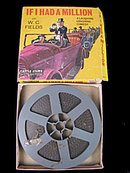 'If I Had a Million' W C Fields 8mm Movie in Box