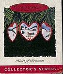 "Hallmark 1993 ""Heart of Christmas"" Ornament"