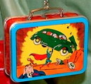 Hallmark 1998 Superman Lunch Box Ornament