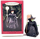 Hallmark Wizard of Oz Witch of West Ornament
