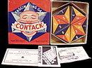 "1939 ""Contack"" Game - Parker Bros"