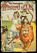 """1957 Whitman """"Wizard of Oz"""" Book"""