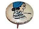 1945 Kelloggs 'Lillums' PEP Pinback