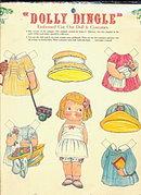 1981 Dolly Dingle Paper Dolls