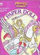 1985 Princess Power Paper Dolls