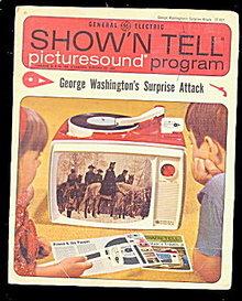 Show'n Tell George Washington GE Record